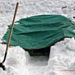 A tarp shelter can provide very comfortable sleeping quarters in deep snow. Here are a few gear tips to help you build that shelter. https://survivalcommonsense.com/tarp-tips-for-snow-shelters/    #tarpsinthewild #tarps #tarpshelter #snowshelter #boyscoutsofamerica #wintersurvival #wintersurvivalkit #coldweather #raincamping