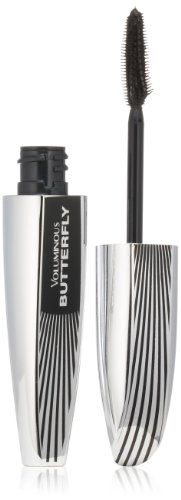 L'Oreal Paris Voluminous butterfly mascara very lengthening doesn't clump lashes at all want this mascara!!!