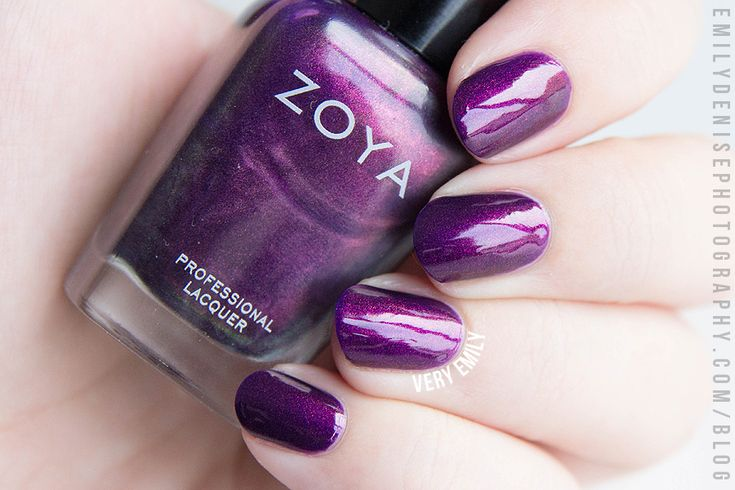 Zoya Swatches | Yasmeen