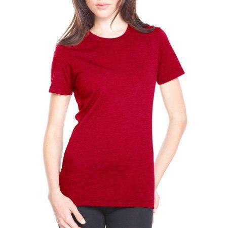 Women's Short Sleeve Jersey Crewneck T Shirt | Women, T
