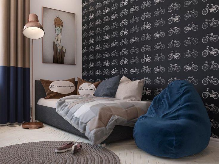 Проект детской комнаты - Дизайн интерьеров | Идеи вашего дома | Lodgers
