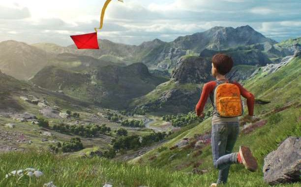 """""""Το αγόρι και ο χαρταετός του"""": Ένα animation για την ελευθερία"""