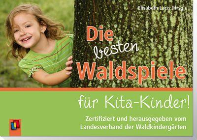 Die besten Waldspiele für Kita-Kinder! – Zertifiziert und herausgegeben vom Landesverband der Waldkindergärten ++ Diese Spielekartei hält zahlreiche neue Ideen für Sie bereit. Ob im Park, auf der #Wiese oder im #Wald, die praktischen Karten passen in jede Tasche und bieten für jeden Ausflug die passende #Spielidee. #Bewegung, #Wahrnehmung und #Kreativität lassen sich damit ebenso fördern wie mathematische Fähigkeiten, Sprache und Kommunikation.  #Kita #Kindergarten #Wald