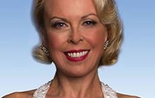 """Jayne Torvill """"The Chemicals in most tan products affect my breathing if I have them too often, so I use BeauBronz Mousse. I'm really pleased with the effects."""""""