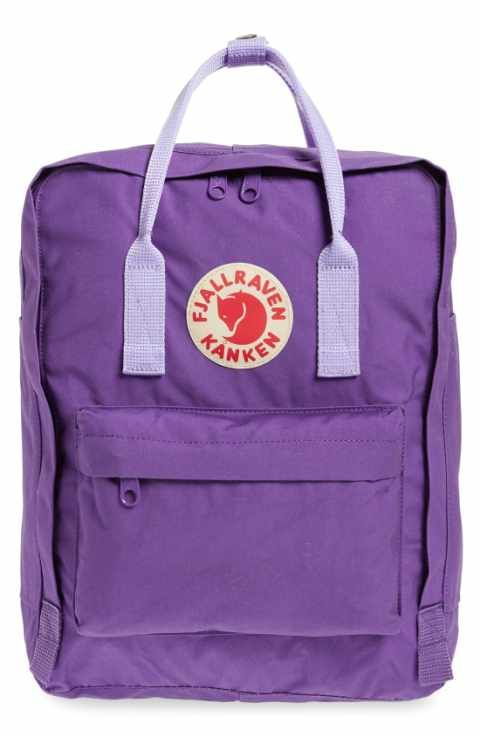920ba714227d Fjällräven  Kånken  Water Resistant Backpack