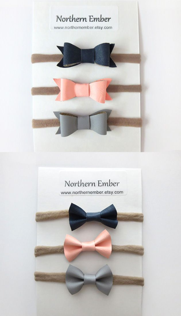 These baby headbands make the perfect accessory for your little one and are great for everyday wear or a special occasion! They also make a wonderful baby shower gift! #babyheadband #babyshowergifts #babygirl #bows