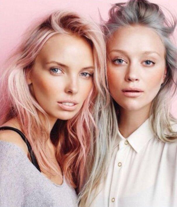 Instamtic pastel hair