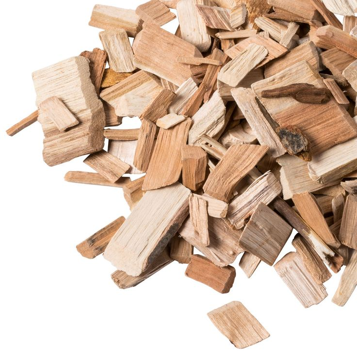 Add an extra hint of wood smoke flavor to anything you make with these apple smoking chips! These 100% natural wood chips work with gas, charcoal, and smoker grills. Compared to other types of wood, these scraps and shavings of wood ignite quickly and burn cleaner than charcoal briquettes. Use wood chips when you want to quickly infuse meats with a smoky flavor or when you want to add some more smoke to your fire. These apple smoking chips bring something new to the grill and to your menu…