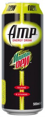 Britvic & PepsiCo, have introduced AMP Energy powered by Mountain Dew to the UK market, with the citrus taste plus extra caffeine, B vitamins and taurine for high impact energy. Potential Beverage Innovation Awards winner at Drinktec?