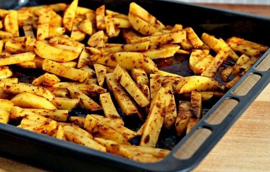 Рецепты картошки фри в духовке, секреты выбора ингредиентов и