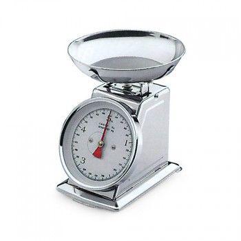Balance mécanique plateau creux - portée 5 Kg 26€