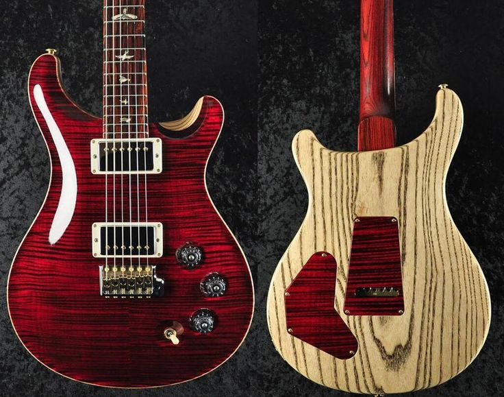 Paul Reed Smith custom guitars