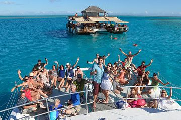 Photo from Andrea's Fiji Cloud 9 Cruise collection by Events Fiji