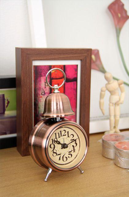 目覚まし時計 オルリー ORLY CL-7994 インターフォルム interform ... 置き時計 目覚まし時計 アメリカン レトロ アンティーク オルリー ORLY