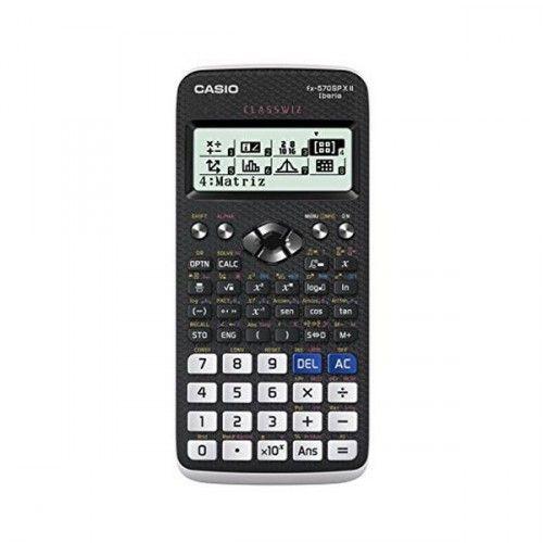 Calculator Casio FX-570 SPX Black