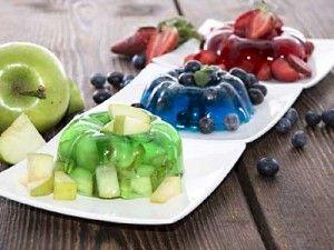 Pudding, bavarois, drilpudding en andere desserts.  Handige basis recepten voor mouse taarten