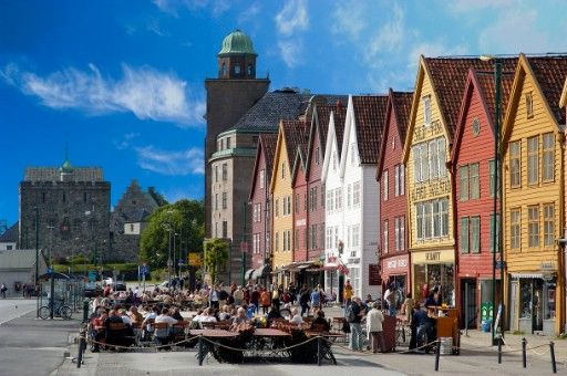 Bergen - World Heritage City
