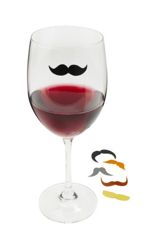 I mustache you a question, is that your drink or mine? These fun drink markers will never have you asking that again!