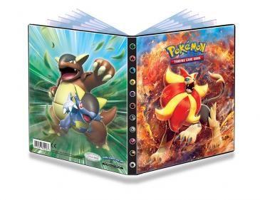 X & Y Pyroar Kangaskhan 4-Pocket Portfolio for Pokemon