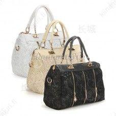 Pitsi käsilaukku, eri värivaihtoehtoja