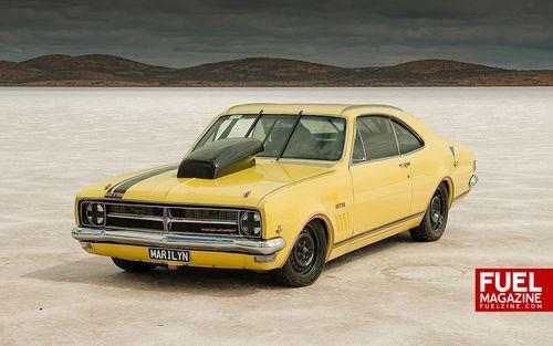 '68 Holden HK Monaro
