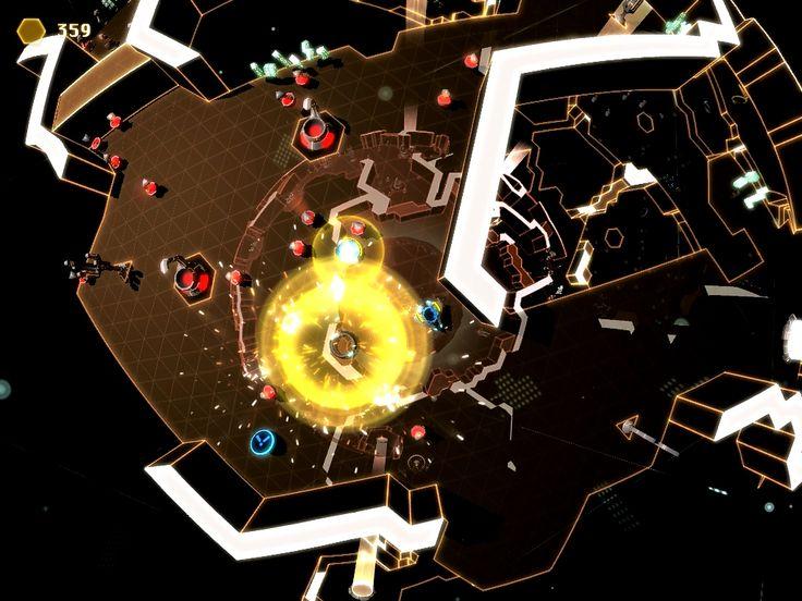 Backspace (top down shooter) http://www.megabot.co.uk/