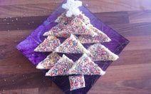 Fairy Bread Christmas Tree Recipe