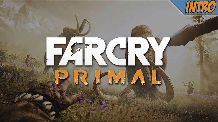 Far Cry Primal INTRO [1080p HD PS4] Part 1