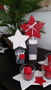 Weihnachtsdeko by Bibse's Holzstübchen