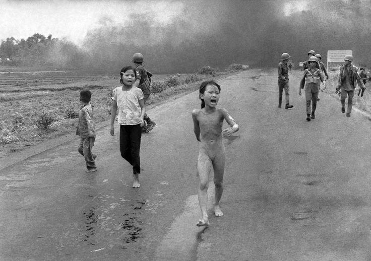 Napalm Vietnamkrieg