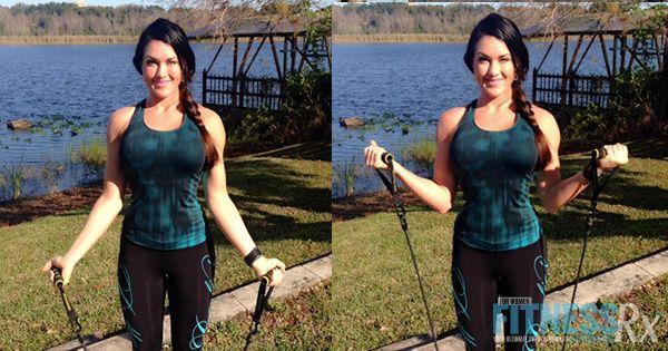 Upper body band burn: 25-minute do-anywhere workout!