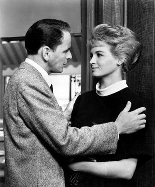 If you were born in 1960, fans were wondering if Frank Sinatra was 'really' dating Angie Dickinson - she was single now and so was he. They looked good together and movie magazines went wild over who Frank might 'light' on next now that Bacall was long gone from the picture.