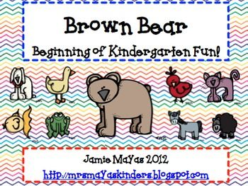 This is a fun and engaging 135 page unit to help you get your school year started.  This unit has activities of those crucial FIRST things we teach...Kindergarten Fun, Schools Ideas, Bears United, Numbers 1 5 Kindergarten, Bears Classroom Theme, Bears Activities, Brown Bears, Schools Years, Engagement 135