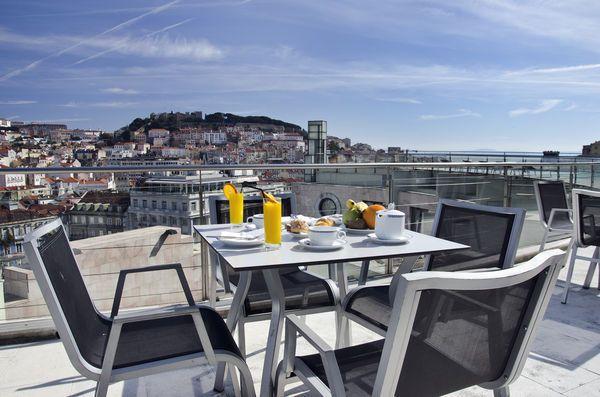 Hotel pas cher Lisbonne Lastminute au Vip Executive Suites Eden à Lisbonne prix promo Hotel Lastminute à partir 91,00 € TTC la Nuit