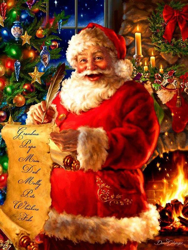 Новогодние картинки на новогоднюю тему