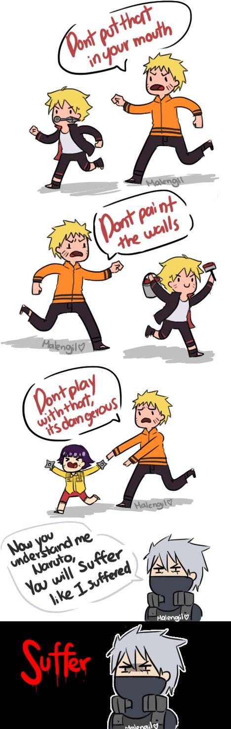 Suffer, Naruto!