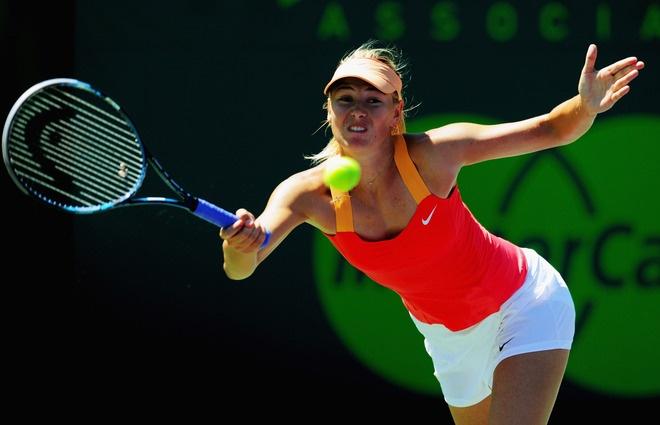 Maria Sharapova, Sony