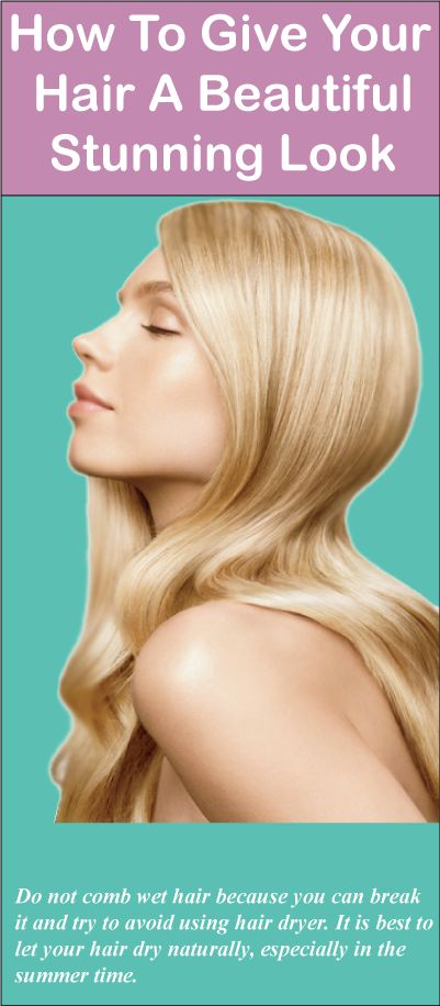 Hair is one of the most beautiful natural jewelry for woman.  Maintaining it wit...