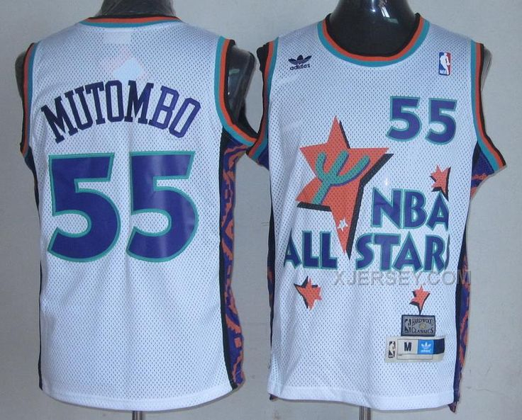 http://www.xjersey.com/all-star-55-mutombo-white-1995-mn-jerseys.html ALL STAR 55 MUTOMBO WHITE 1995 M&N JERSEYS Only $34.00 , Free Shipping!
