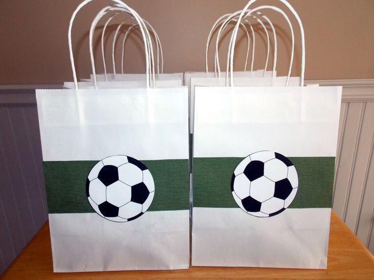 Free Soccer Party Templates!