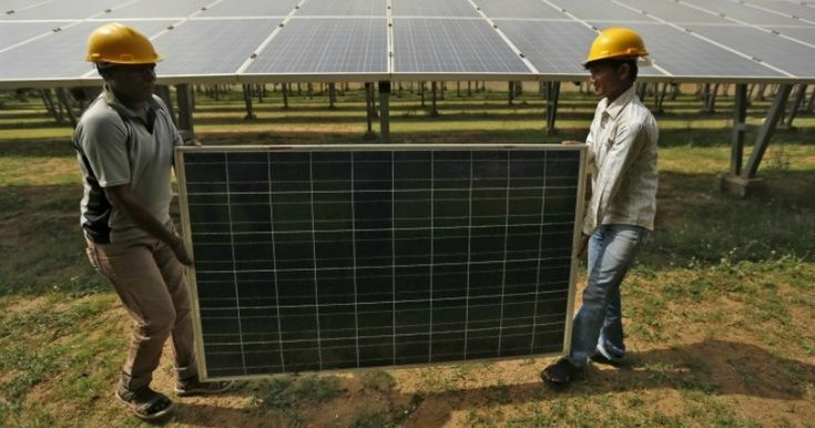 India Cancels Mega Plans to Build Coal Power Stations due to Falling Solar Energy Prices http://ift.tt/2qvkB0d
