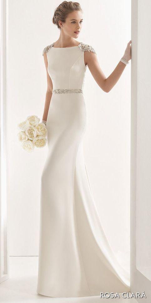 Robe longue de désherbage, robe blanche de désherbage pour mariée, robe de désherbage bon marché
