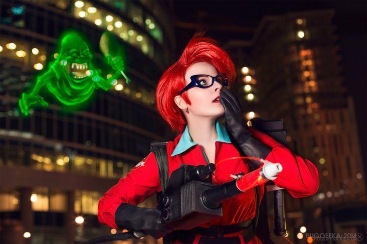 Janine Melnitz - Ghostbusters by TimmyFrost on DeviantArt