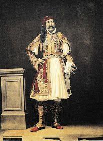 ΣΤΡΑΤΗΓΟΣ  ΧΡΙΣΤΟΔΟΥΛΟΣ  ΧΑΤΖΗΠΕΤΡΟΣ     1855  ( Φίλιππος  Μαργαρίτης)