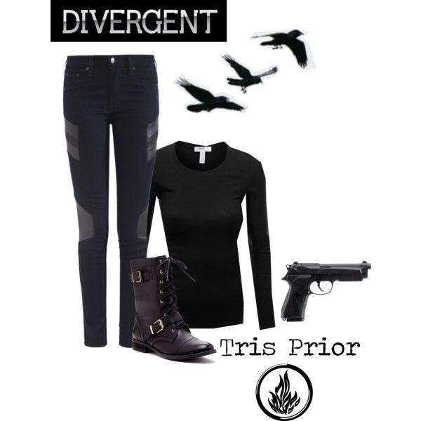 Can't wait to be Tris Prior for Halloween this year! It will probably be the first one ever that I will have had a costume planned out before hand and it wasn't a last minute scramble to make the right costume