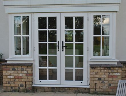 French Windows All door handles, cills and