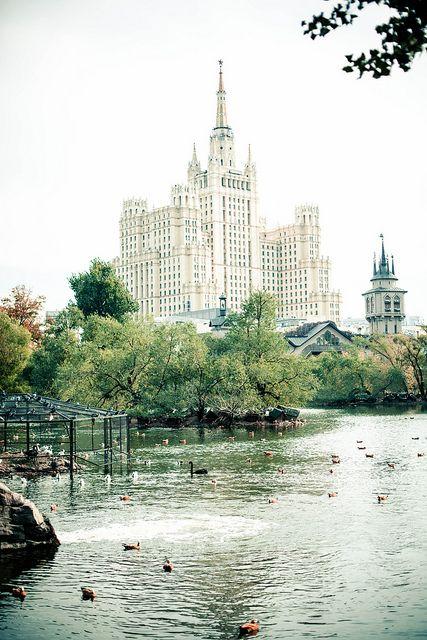 Moscow / photo by Olga Kruglova