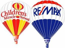Re/Max Children's Miracle Network Balloon