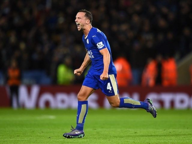 Report: Liverpool, Manchester United keen on Leicester City's Danny Drinkwater
