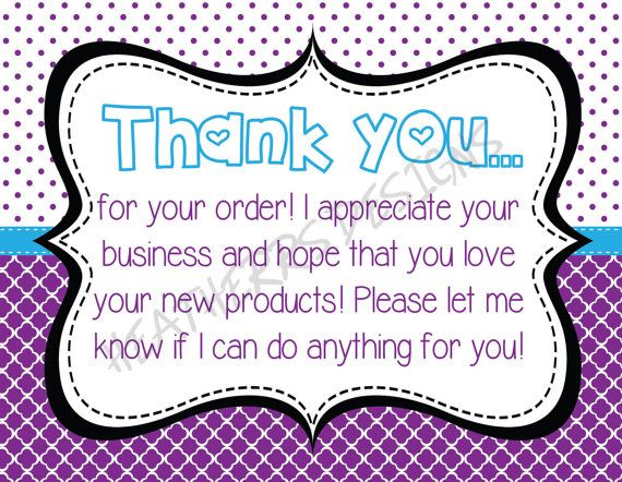 Hey, I found this really awesome Etsy listing at https://www.etsy.com/listing/213038946/thank-you-for-your-order-postcard-direct